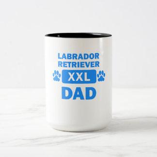 Labrador Retriever Dad Mugs