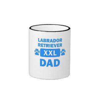 Labrador Retriever Dad Coffee Mugs