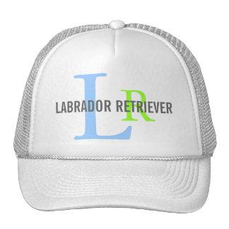Labrador Retriever Dog Breed Trucker Hat/Cap Cap
