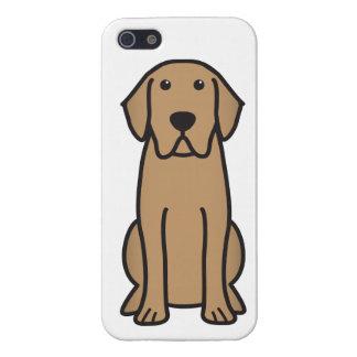 Labrador Retriever Dog Cartoon Case For The iPhone 5