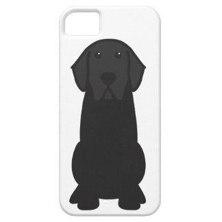 Labrador Retriever Dog Cartoon iPhone 5 Cases