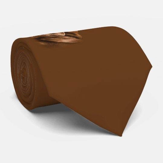 Labrador Retriever Dog Tie, Customisable Tie