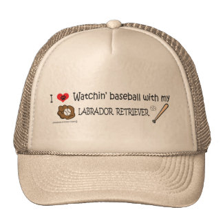 labrador retriever hat