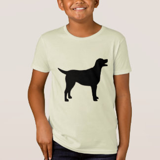 Labrador Retriever (in black) T-Shirt