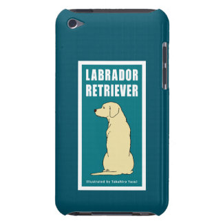 Labrador Retriever iPod Touch 4G Case Barely There iPod Covers