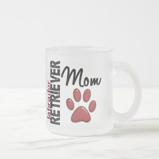 Labrador Retriever Mom 2 Coffee Mug