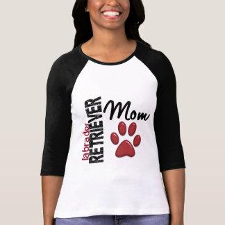 Labrador Retriever Mom 2 T-Shirt