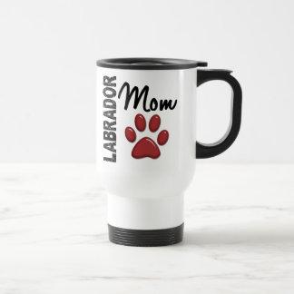 Labrador Retriever Mom 2 Travel Mug