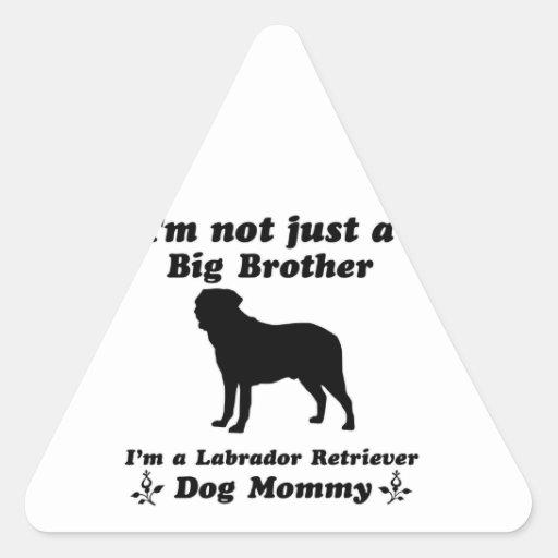 labrador retriever Mommy Designs Stickers