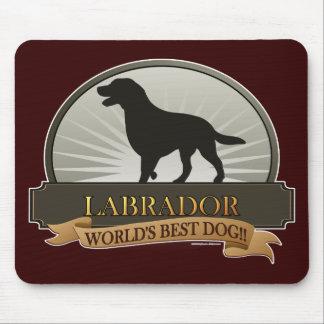 Labrador Retriever Mouse Mat