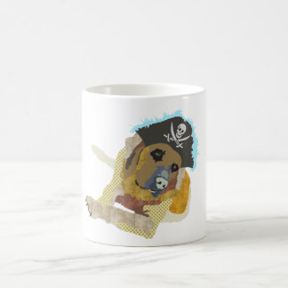 Labrador Retriever Pirate Mug