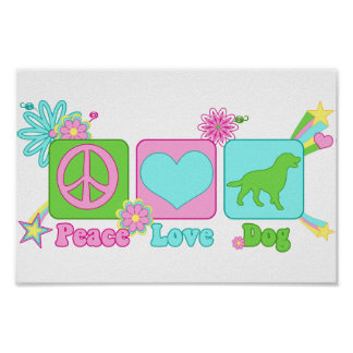 Labrador Retriever Poster