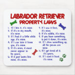 LABRADOR RETRIEVER Property Laws