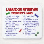 LABRADOR RETRIEVER Property Laws Mouse Mat