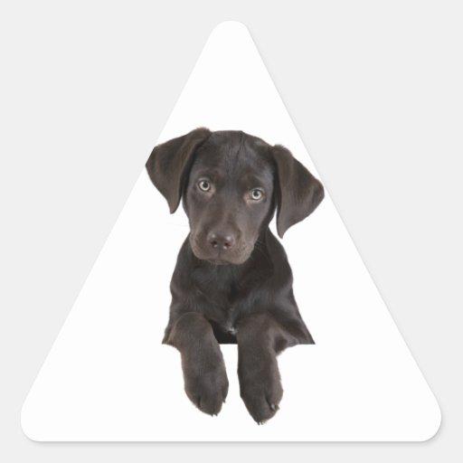Labrador Retriever Puppy Stickers