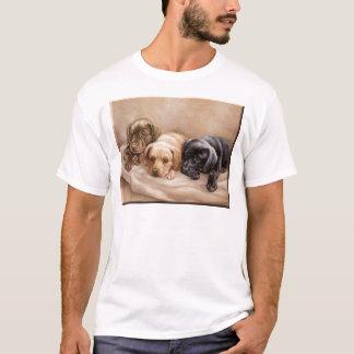 Labrador Retriever Puppy's T-Shirt