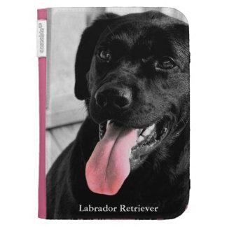 Labrador Retriever Selective Color Case For Kindle