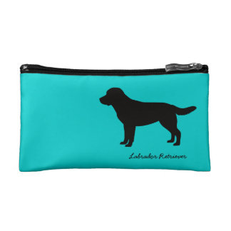 Labrador Retriever Small Cosmetic Bag