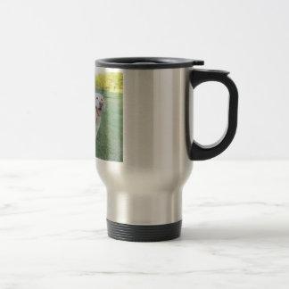 Labrador Retriever Stainless Steel Travel Mug