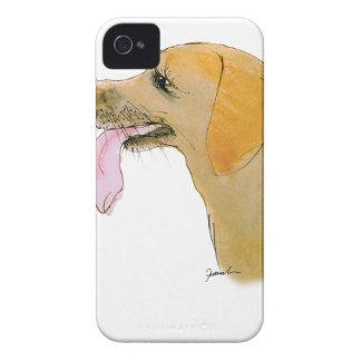 Labrador Retriever, tony fernandes iPhone 4 Cover