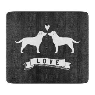 Labrador Retrievers Love Cutting Board