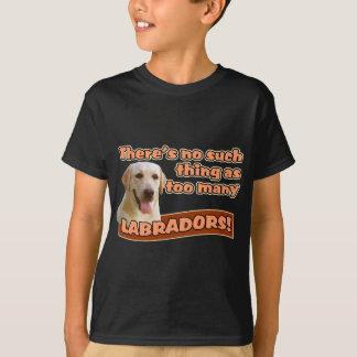 LABRADOR RETRIEVERS T-Shirt