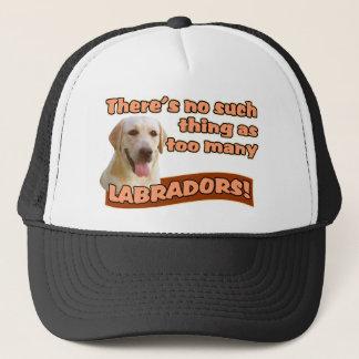 LABRADOR RETRIEVERS TRUCKER HAT