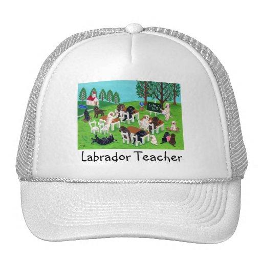 Labrador School Hats