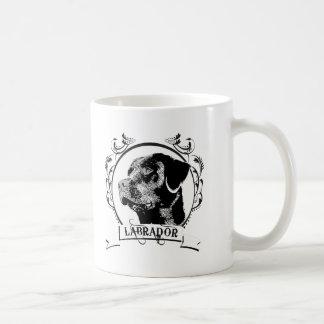 Labrador T-shirt Coffee Mugs