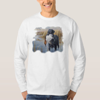 Labrador with Duck- Duck Hunting T-Shirt
