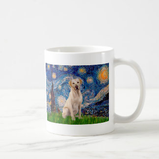 Labrador (Y7) - Starry Night Mugs