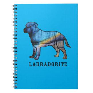 Labradorite Notebook