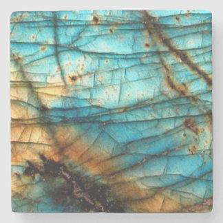 Labradorite Stone Coaster