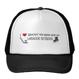 LABRADORRETRIEVER TRUCKER HATS