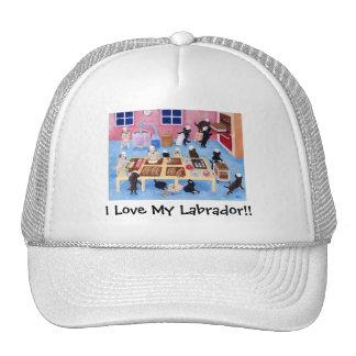 Labradors Bakery Cap