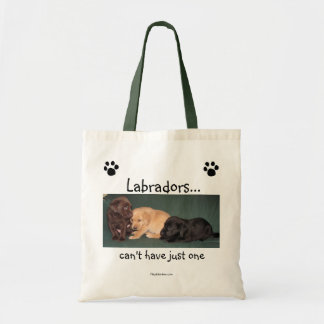 Labradors...can't have just one Tote Bag