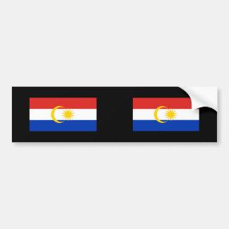 Labuan Malaysia Bumper Stickers