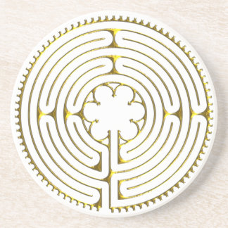 Labyrinth Chartres Coaster