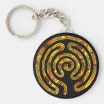 Labyrinth GOLD | black