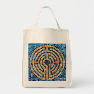 Labyrinth IV Grocery Tote Grocery Tote Bag