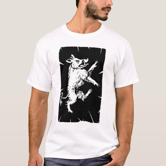 Labyrinth Lord Society Logo Shirt