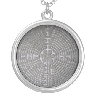 Labyrinth Necklace