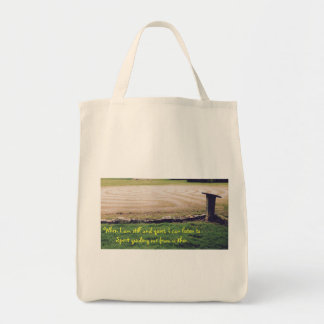 Labyrinth Still and Quiet Totebag