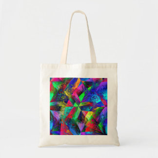 Labyrinth Budget Tote Bag