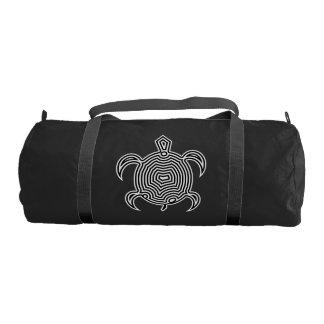 Labyrinth Turtle Gym Duffel Bag