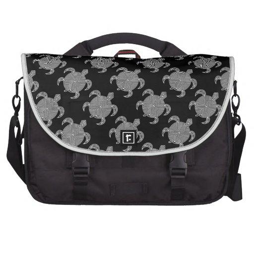 Labyrinth Turtle Computer Bag