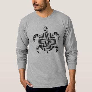 Labyrinth Turtle Shirt