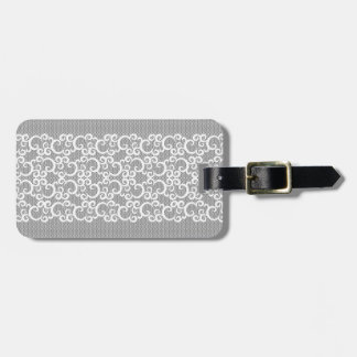 Lace 1 luggage tag