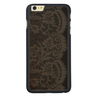 Lace 2 carved® maple iPhone 6 plus case