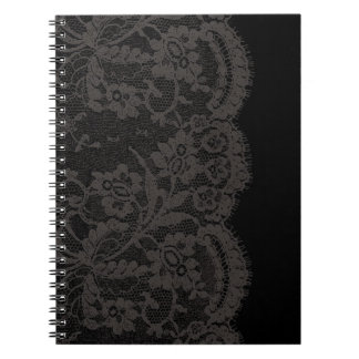 Lace 2 spiral note books